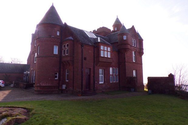 Thumbnail 3 bedroom flat to rent in Cliff Terrace Road, Wemyss Bay