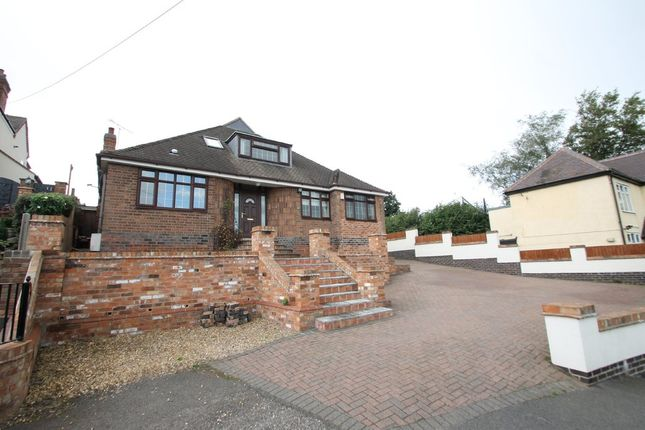 Thumbnail Detached bungalow for sale in Little Brum, Grendon, Atherstone