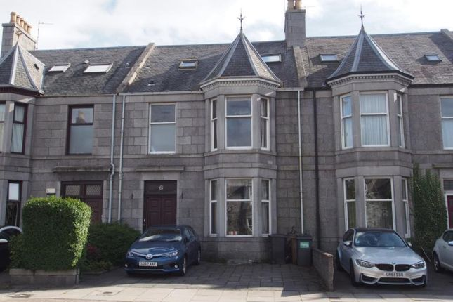 Thumbnail Flat to rent in Beechgrove Terrace, Aberdeen
