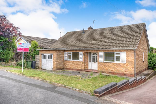 Thumbnail Detached bungalow for sale in Brotherton Avenue, Webheath, Redditch