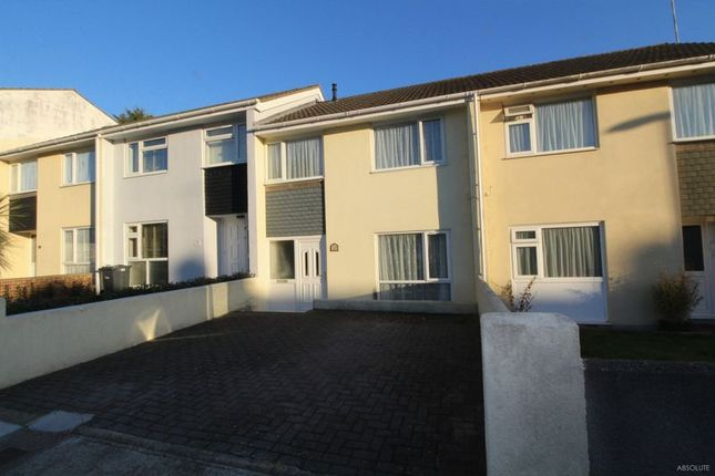 Thumbnail Terraced house to rent in Queensway, Chelston, Torquay