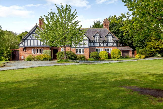 Thumbnail Detached house for sale in Welsh Road, Balderton, Chester