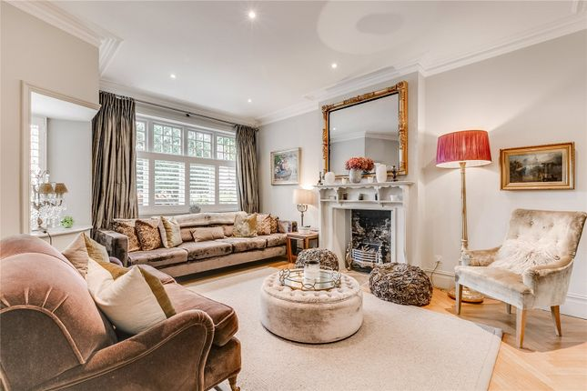 Thumbnail End terrace house to rent in Ferry Road, Barnes, London