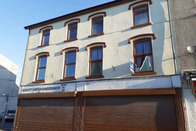 Front of Station Road, Burry Port SA16