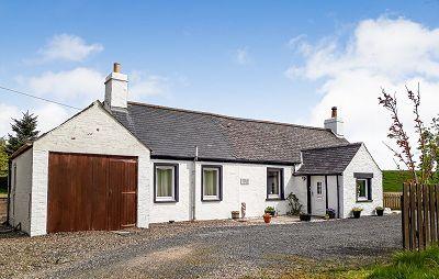 Thumbnail Detached bungalow for sale in Struan Cottage, Portpatrick