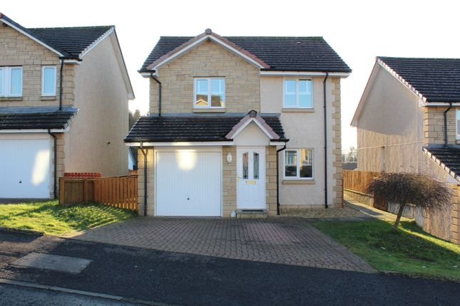 Thumbnail Detached house for sale in Dippol Crescent, Auchinleck