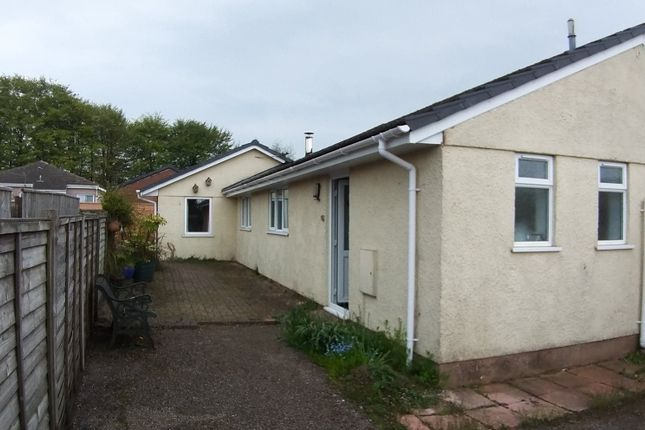 Thumbnail Bungalow to rent in Jenwood Road, Dunkeswell, Honiton
