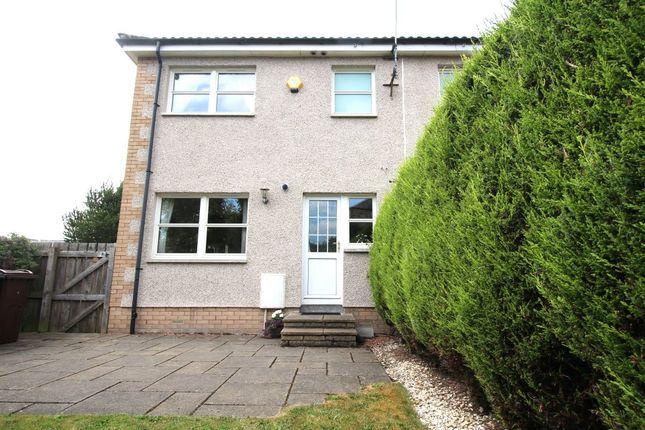 Thumbnail Semi-detached house for sale in Deanbank Place, Gorebridge