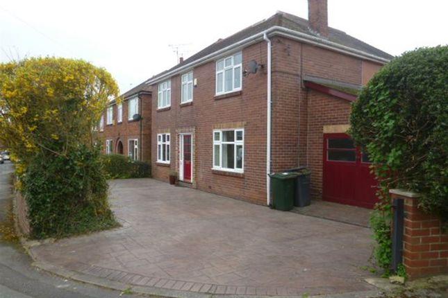 Thumbnail Detached house to rent in 30 Park Avenue, Sprotbrough, Doncaster