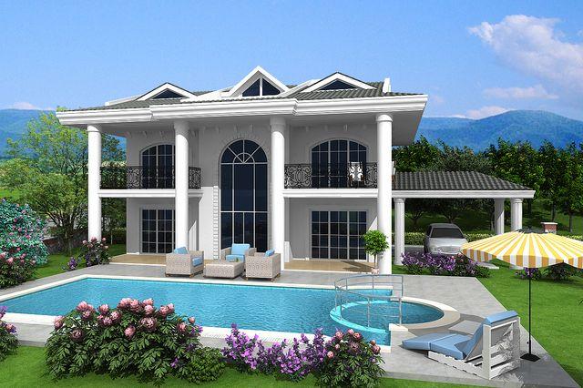 4 bed villa for sale in Hisaronu, Fethiye, Muğla, Aydın, Aegean, Turkey