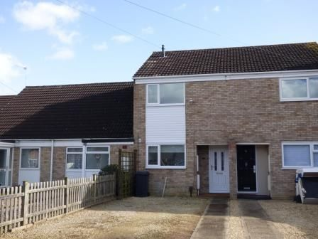 Thumbnail Terraced house to rent in Tidswell Close, Quedgeley, Gloucester