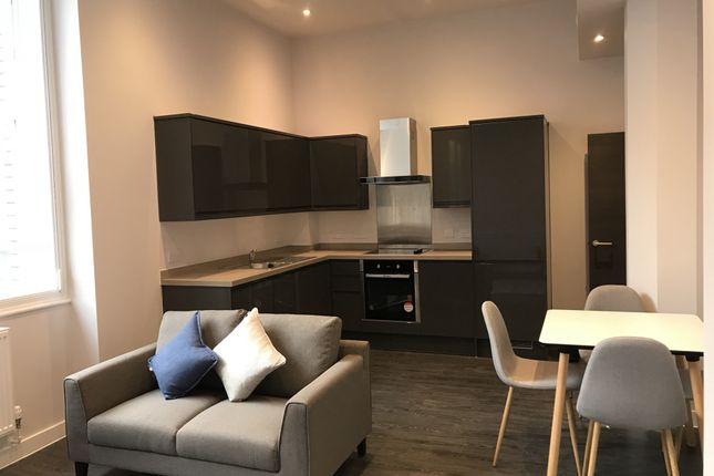 Thumbnail Flat to rent in Orleans House, Edmund Street, Liverpool
