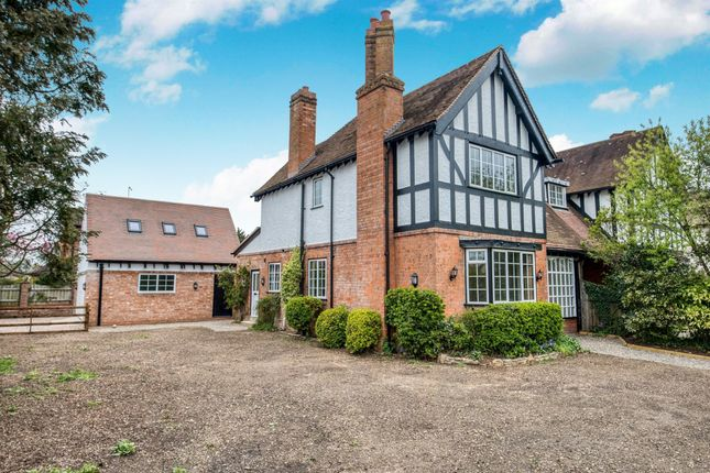 Thumbnail Semi-detached house for sale in Evesham Road, Stratford-Upon-Avon