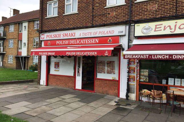 Thumbnail Retail premises for sale in Rainham Road South, Dagenham