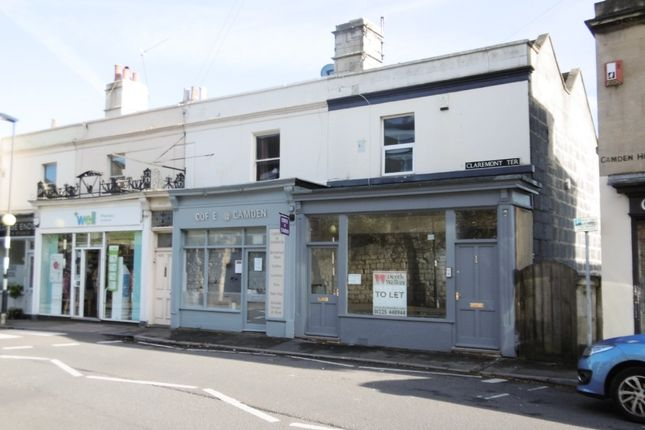 Thumbnail Office to let in Claremont Terrace, Bath