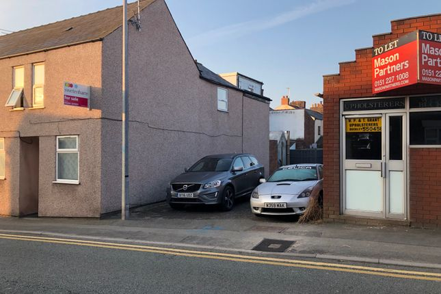 Land to let in Brunswick Road, Buckley