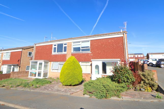 Thumbnail Flat to rent in Wayford Close, Eastbourne, East Sussex