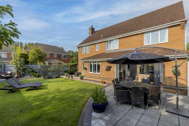 Thumbnail Detached house for sale in Edgbaston Drive, Trentham