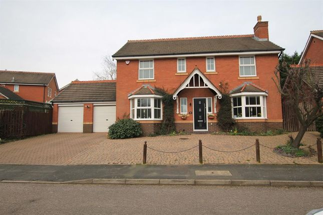 Thumbnail Detached house for sale in Betteridge Drive, Sutton Coldfield