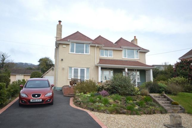 Thumbnail Detached house for sale in Kestell Road, Sidmouth, Devon