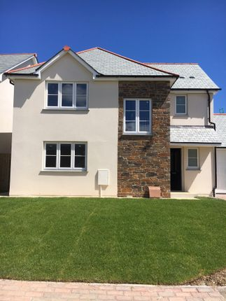 Thumbnail Detached house for sale in Trefoil At Chandler Park, Penryn