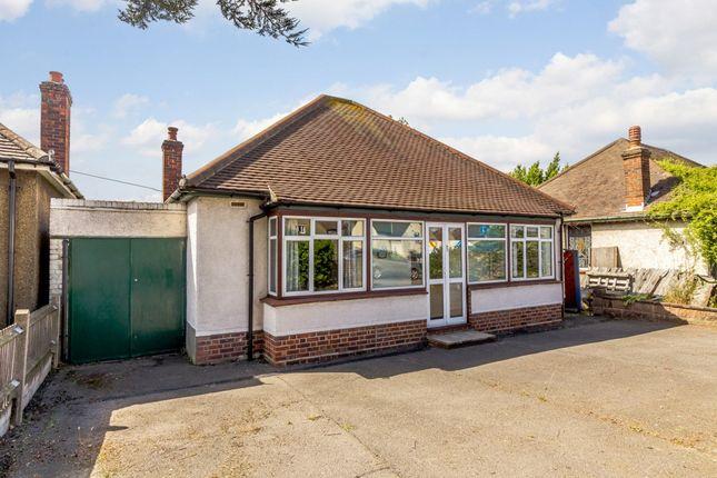 Thumbnail Detached bungalow for sale in Oldfields Road, Sutton, London