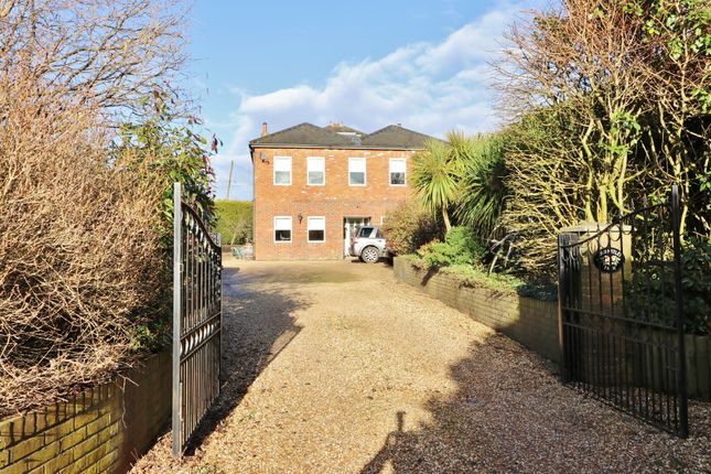 Detached house for sale in Portsmouth Road, Bursledon, Southampton, Hampshire