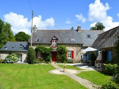St-Mayeux, Côtes-D'armor, France