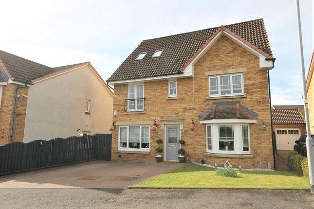 Thumbnail Detached house for sale in Dunnock Place, Carnbroe, Coatbridge