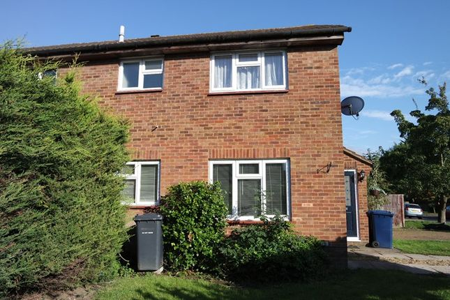 Thumbnail End terrace house for sale in Jarvis Close, Barnet