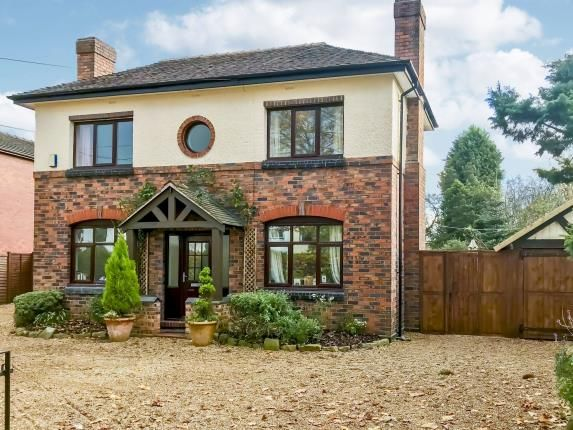Thumbnail Detached house for sale in Trentham Road, Stoke-On-Trent, Staffordshire