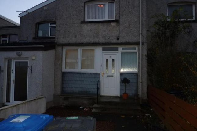 Thumbnail End terrace house to rent in Clark Road, Inverkeithing