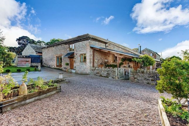 Thumbnail Barn conversion for sale in Brookhouse Lane, Timbersbrook, Congleton