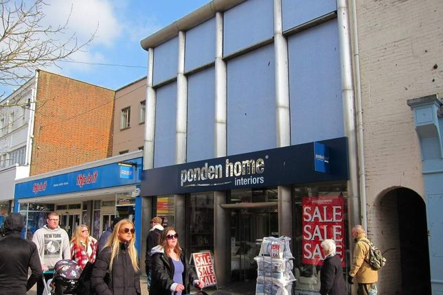 Thumbnail Leisure/hospitality to let in High Street Retail Unit, Poole