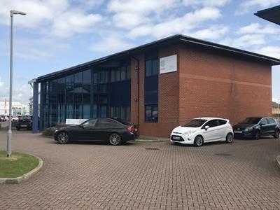 Thumbnail Office to let in Progress House, Avroe Court, Avroe Crescent, Blackpool, Lancashire