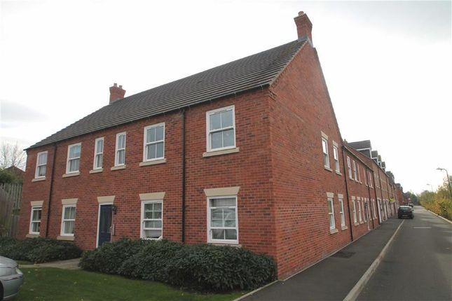 Thumbnail Flat to rent in Sutton Bridge, Shrewsbury