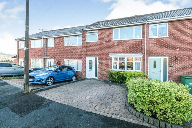 Thumbnail Terraced house for sale in Somerville Road, Worcester