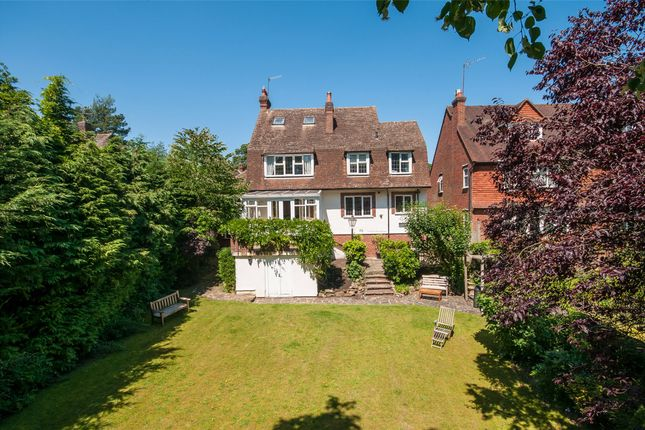 Thumbnail Detached house for sale in Sondes Place Drive, Dorking, Surrey