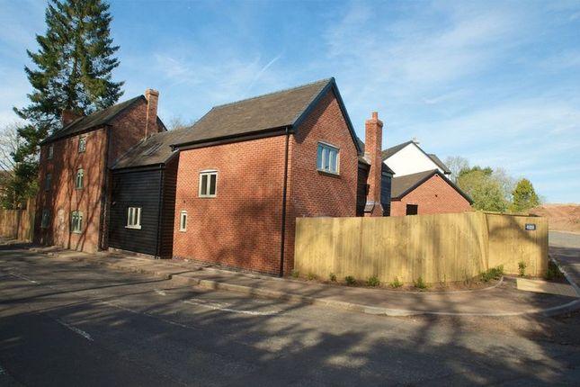 New Build Homes In Albrighton