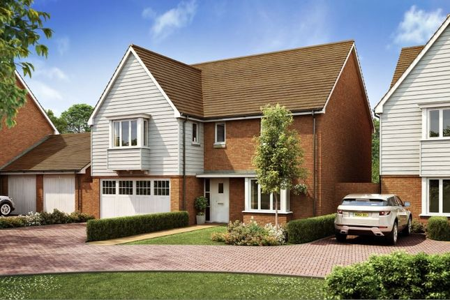 Thumbnail Detached house for sale in Heathwood Park, Langmore Lane, Lindfield
