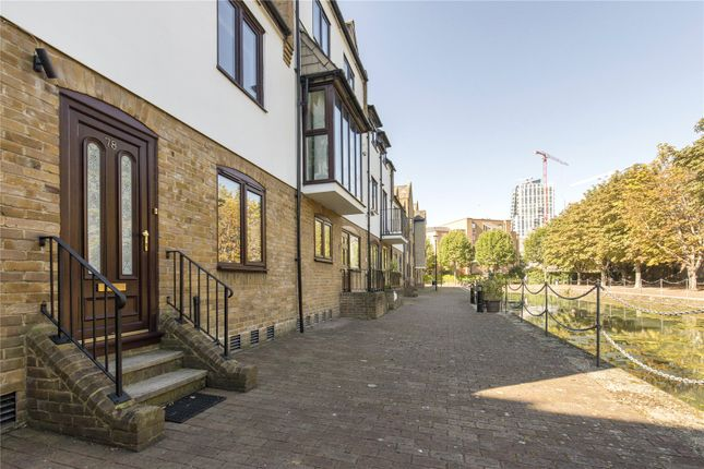 2 bed end terrace house for sale in Waterman Way, London E1W