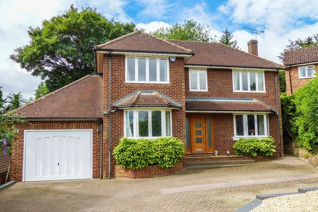 Thumbnail Detached house for sale in Spinfield Park, Marlow