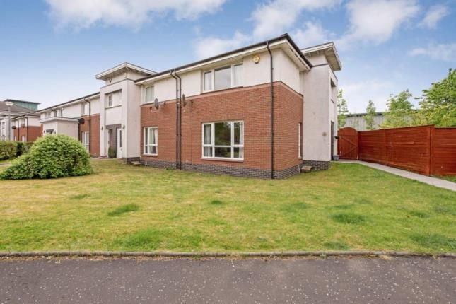 Thumbnail End terrace house for sale in Strathblane Gardens, Anniesland, Glasgow