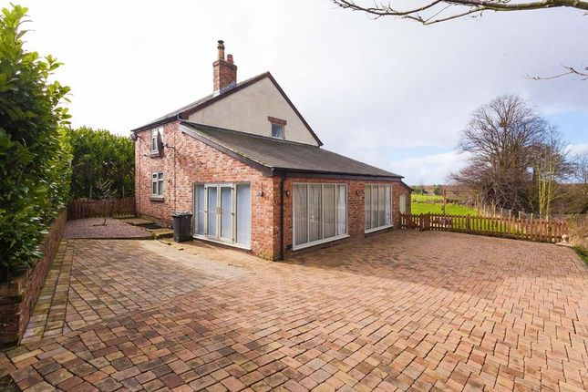 Thumbnail Detached house for sale in Bowkers Green Lane, Aughton, Ormskirk
