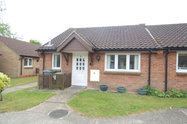 Thumbnail Bungalow for sale in Churchfield Green St. Williams Way, Thorpe St Andrew, Norwich