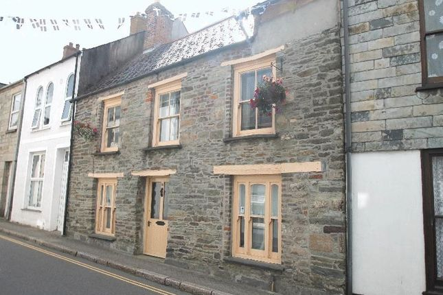 3 bed terraced house for sale in Fore Street, St. Columb