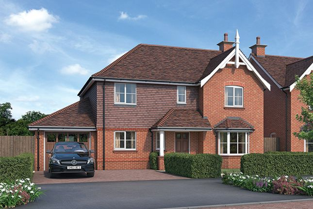 "Thumbnail Property for sale in ""The Wimberry"" at Wheeler Avenue, Wokingham"