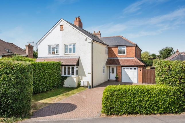 Thumbnail Semi-detached house for sale in Stag Lane, Great Kingshill, High Wycombe