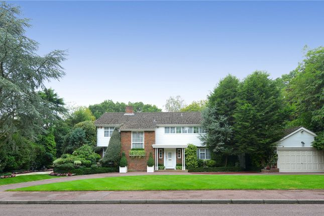 Thumbnail Detached house for sale in Corbar Close, Hadley Wood