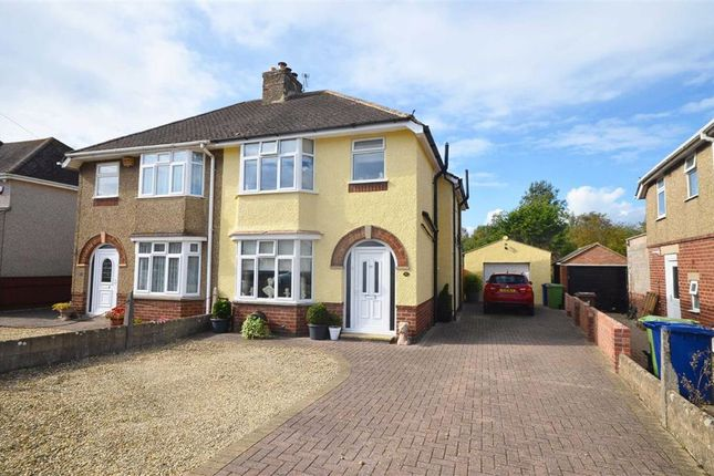 Thumbnail Semi-detached house for sale in Parkside Drive, Churchdown, Gloucester